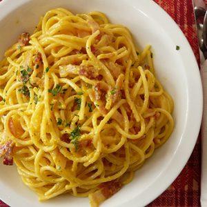 Grilled champignon somen noodles