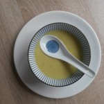 Două supe de inspiraţie asiatică: supă cremă de porumb & supă uşoară de ou
