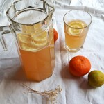 Uită de suc! Bea limonadă cu grepfruit, portocale, lămâi și miere