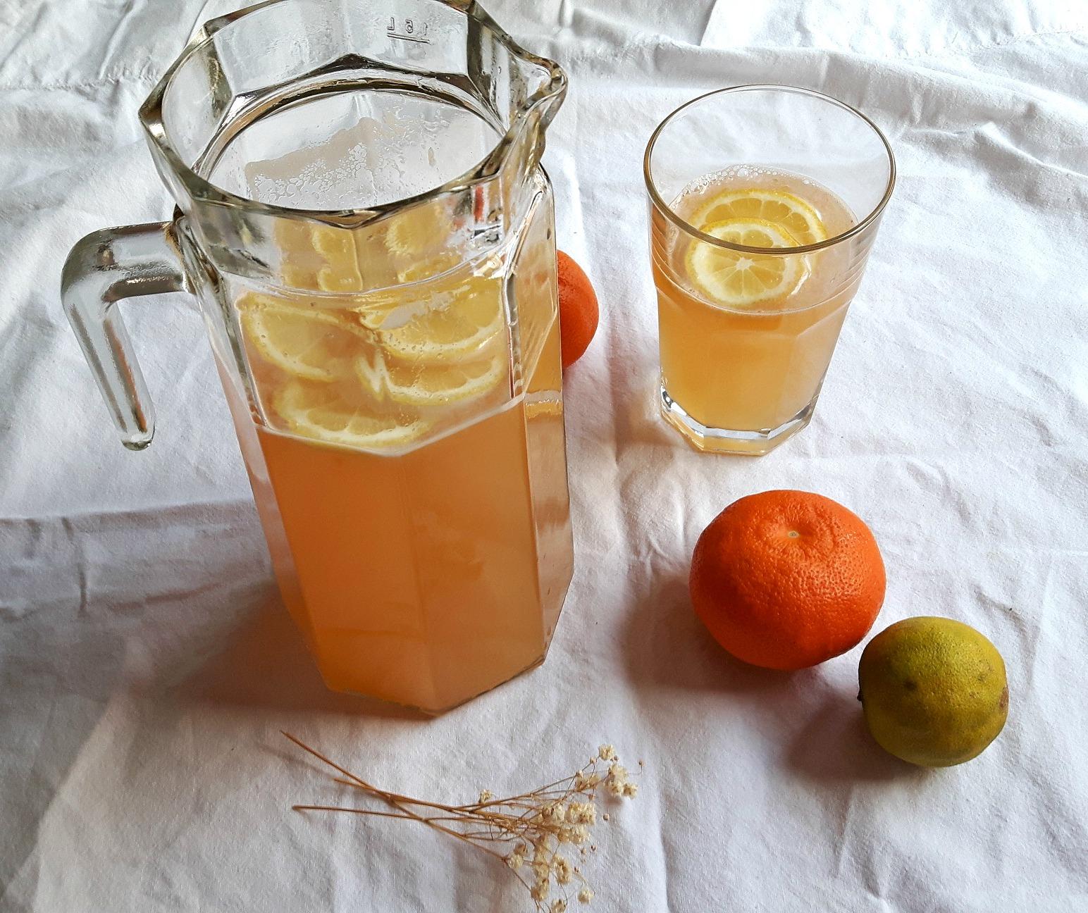 suc de portocale grapefruit si lamaie