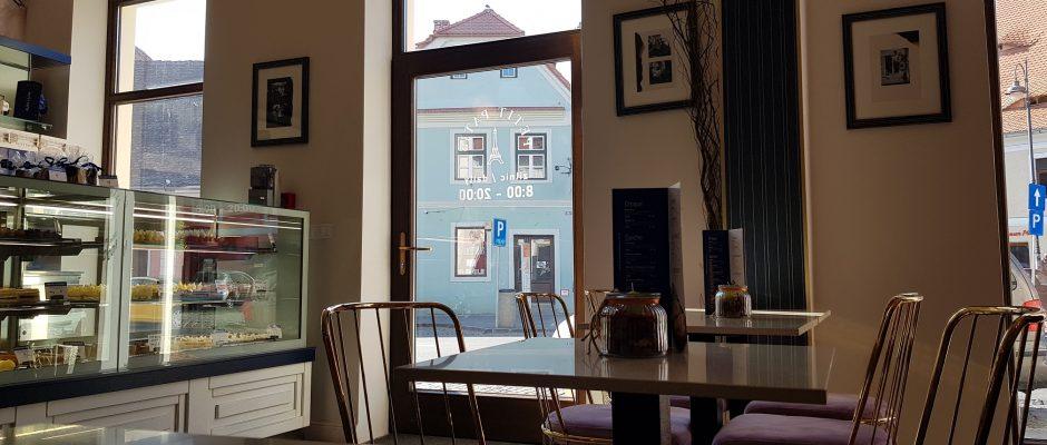 REVIEW: Petit Patis (de pe strada Turnului din Sibiu) – un loc cu gust bun şi... dulce