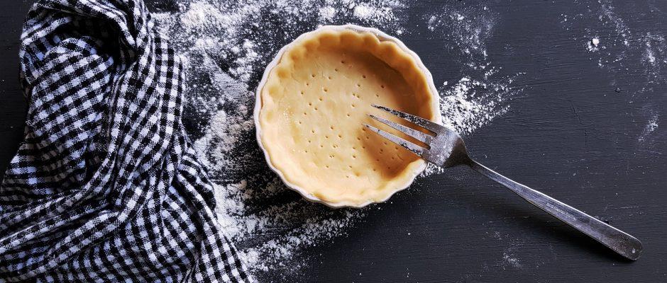 Cum să faci crusta pentru quiche și tarte sărate