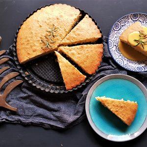 Cu gust de soare, mare și viață lungă: Prăjitură cu ulei de măsline